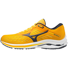 Mizuno Wave Rider 24 Shoes Men, saffron/phantom